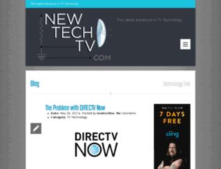 comcastcable.newtechnologytv.com screenshot