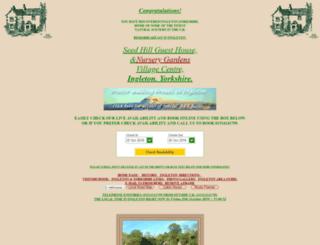 come2ingleton.com screenshot