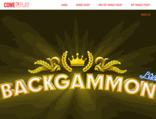 come2play.com screenshot