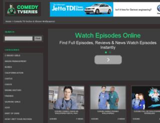 comedytvseries.net screenshot