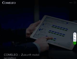 comeleo.com screenshot