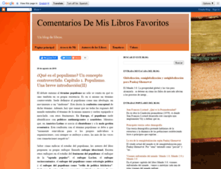 comentariosdemislibrosfavoritos.blogspot.com.es screenshot