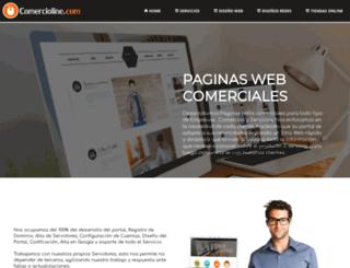comercioline.com screenshot