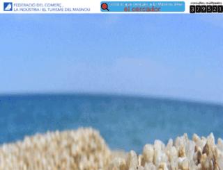 comercmasnou.com screenshot
