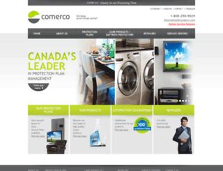 comerco.com screenshot