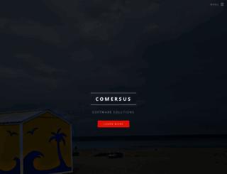 comersus.com screenshot