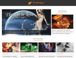 cometamagico.com.ar screenshot