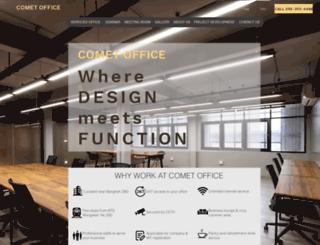 cometoffice.com screenshot