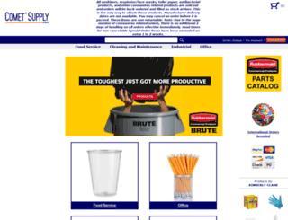 cometsupply.com screenshot