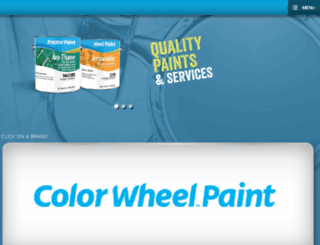 comex-paint.com screenshot