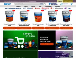 comex.com.mx screenshot