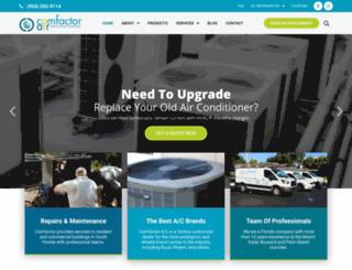 comfactorac.com screenshot