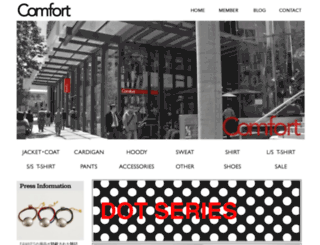 comfort-style.com screenshot