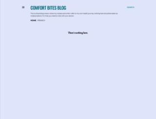 comfortbites.blogspot.fr screenshot