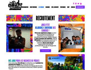 comfortcrew.eurockeennes.fr screenshot