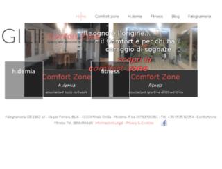 comfortzone.falegnameriagilli.com screenshot