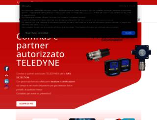 comhas.com screenshot