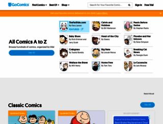 comics.com screenshot