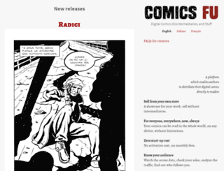 comicsfu.com screenshot