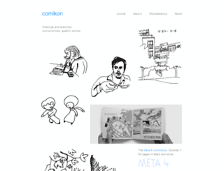 comikon.com screenshot
