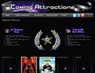 comingattractions.tv screenshot
