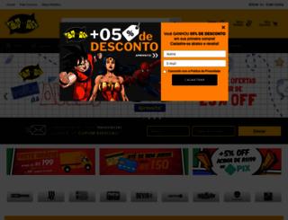 comix.com.br screenshot