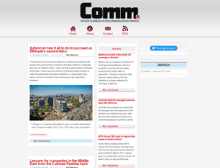 comm.ae screenshot