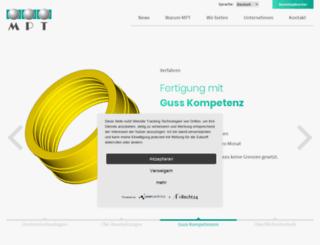 comm.anwaltszimmer.com screenshot