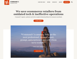 commandc.com screenshot