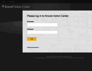 commander.knovel.com screenshot