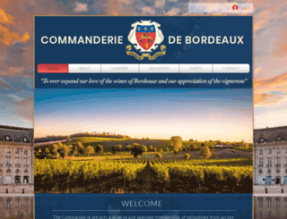 commanderie.org screenshot
