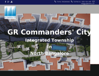 commanderscity.com screenshot