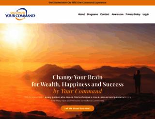 commandingwealth.com screenshot