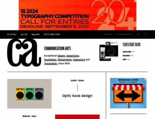 commarts.com screenshot