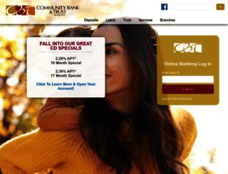 commbk.net screenshot