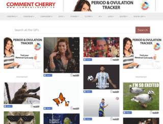 commentcherry.ca screenshot