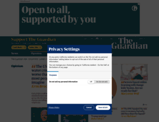 commentisfree.guardian.co.uk screenshot