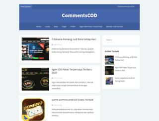 commentscod.com screenshot
