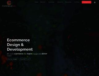 commercebees.com screenshot