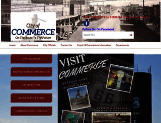 commerceokla.com screenshot