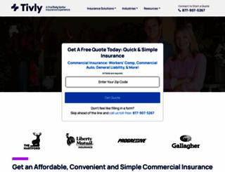 commercialinsurance.net screenshot