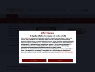 commercialistatelematico.com screenshot