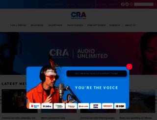 commercialradio.com.au screenshot