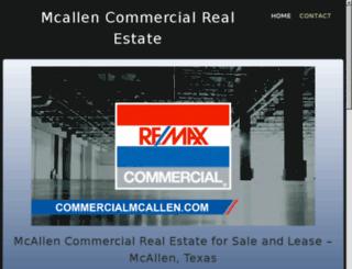 commercialrealestatemcallen.com screenshot