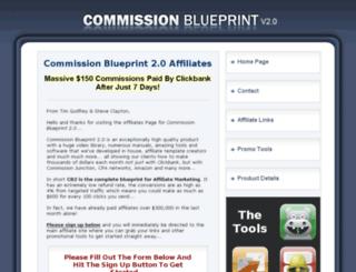 commissionblueprintjv.com screenshot