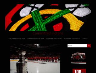 committedindians.com screenshot