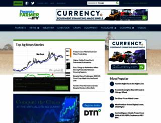 commodities.cattleusa.com screenshot