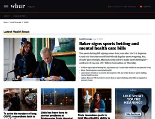 commonhealth.wbur.org screenshot