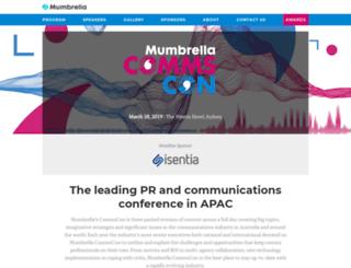 commscon.com.au screenshot