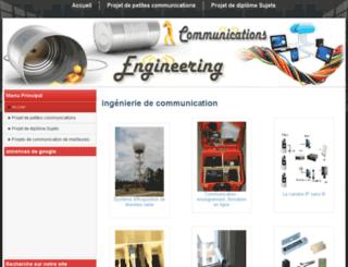 communicationspedia.com screenshot